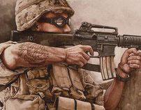 Making of a Marine.....
