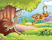 Amar Chitra Katha, Mus saves her tail