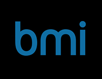 bmi - Corporate Literature & Brand Development Design