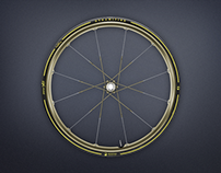 Dynamitire Poron XRD Wheel Concept
