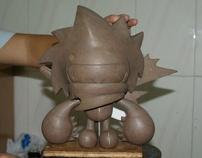 Ninja spiki prototype