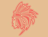 Indien Apparel Logo Design and Branding
