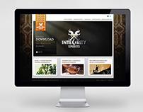 Integrity Spirits Web Concepts