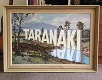 Mt Egmont - Taranaki