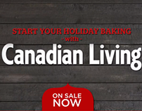 Canadian Living - Holiday Pre-Roll