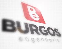 Burgos Engenharia · Branding