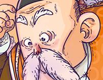 Grandpa Gohan - Dragon Ball by 50 Br
