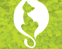 Green Kittea Branding