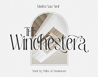 The Winchestera - Modern Sans Serif