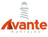 Avante Logo Design