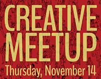 E3C November Meetup Poster