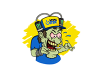 VitalMX Troll Stickers
