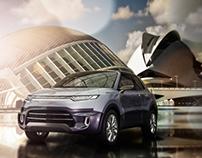 Daihatsu CUV Concept 2013 Photoshoot