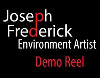 Portfolio Demo Reel 2013