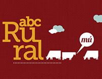 Sitio Web / Tarjetas personales: ABC Rural