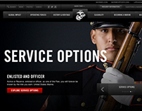 U.S. Marines - Website