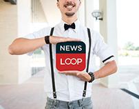 SingTel Newsloop
