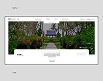 Landscape design agency | site