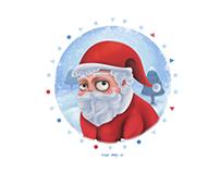 Santa come to you
