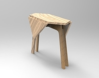 Krylo Folding Table