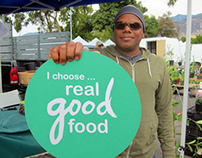 Real Good Food | Food + Education to All