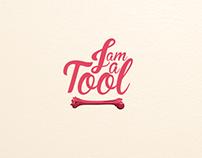 I am a Tool - Portfolio Cover