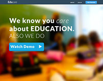 Educare , web app