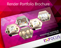 Renders Portfolio - Brochure Design