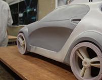 Smart Roadster Concept