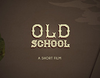 """Old School"" Animated Short WIP"