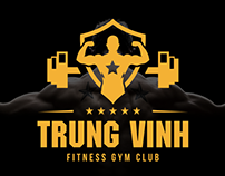Trung Vinh - Fitness Gym Club - Brand Indentity