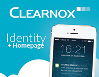 HomePage CLEARNOX - Payment solution