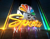 NBC Sports Rebrand