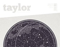 Taylor Mag – Issue 01 Preview