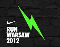 NIKE - RUN WARSAW 2012