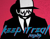 PUMA KEEP IT REAL NIGHTS - POSTERS
