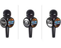 2011 NCAA March Madness Microphone Flags