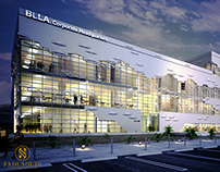 BLLA CORP Building