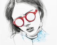 Glasses #3 2013