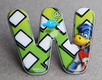Danonino Magnet Designs