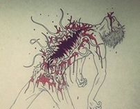 Concepts for the film The Thing