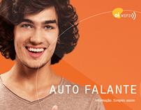 Revista Digital - Auto Falante 2013 / Oi WiFi