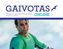 Redesign - Jornal Gaivotas