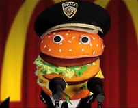 McDonalds Hamburger Month
