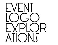 Event Logo Explorations