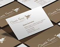 Church Fenton Allotments | Branding, Print & Design