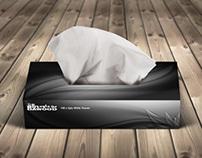 Bindawood Tissue Box