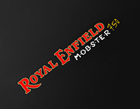 ROYAL ENFIELD -MOBSTER