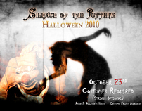 Halloween 2010 ~ Silence of the Puppets