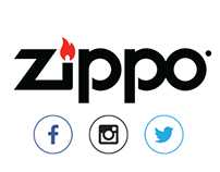 2013 Social Media Content for Zippo